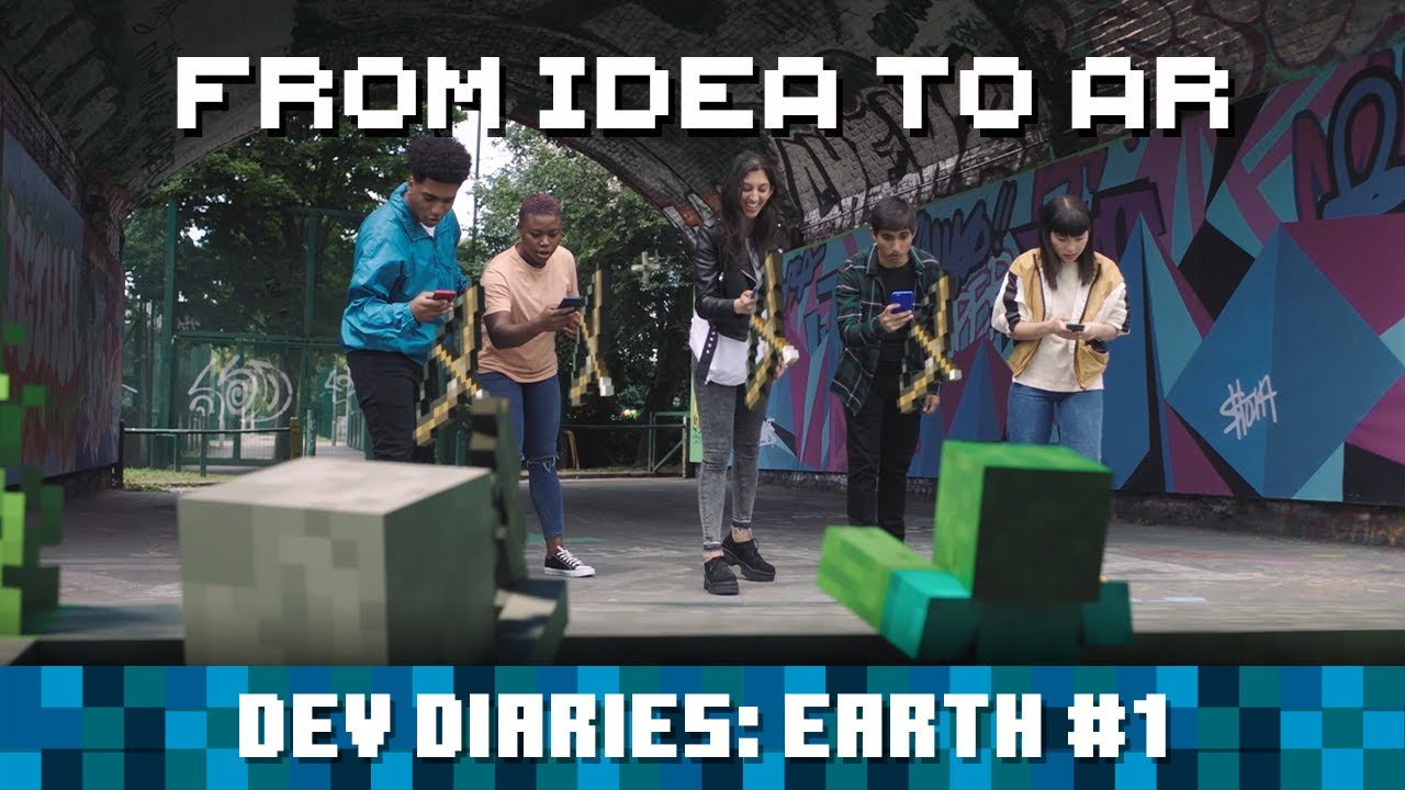 Dev Diaries: Minecraft Earth #1 – From Idea to AR