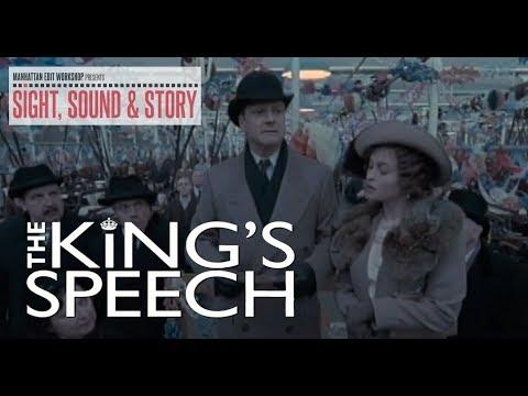 "Editor Tariq Anwar Discusses the Editing Process behind the Award Winning Film ""The King"