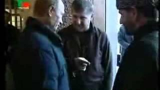 Президент в Чечне