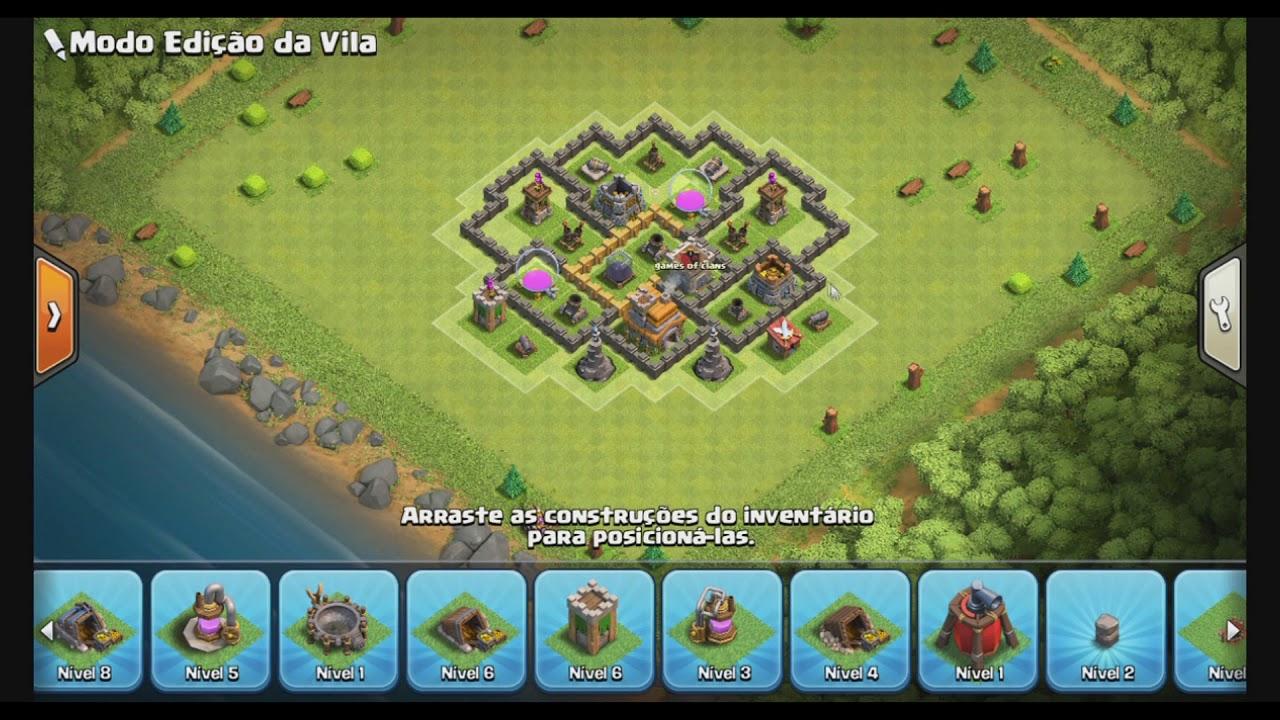 layout para cv 7 essa vila e de um mito dos games gdc youtube