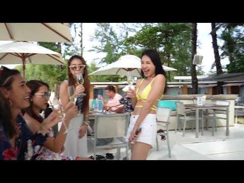 Catch Beach Club. Thailand Phuket Bangtao Beach. Serene Condo Phuket.