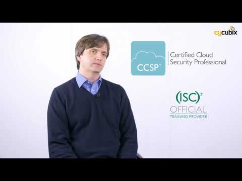 Introduction to the ISC2 CCSP Certification