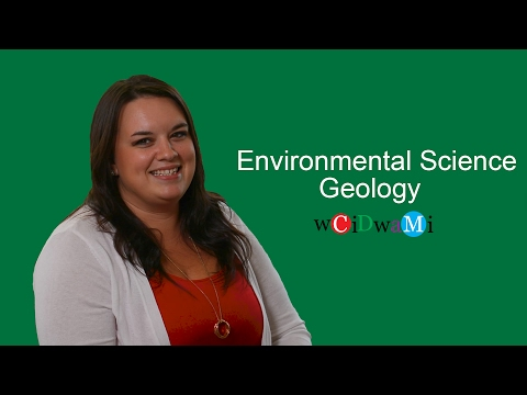 What Can You Do With a Major In - Environmental Science/Geology