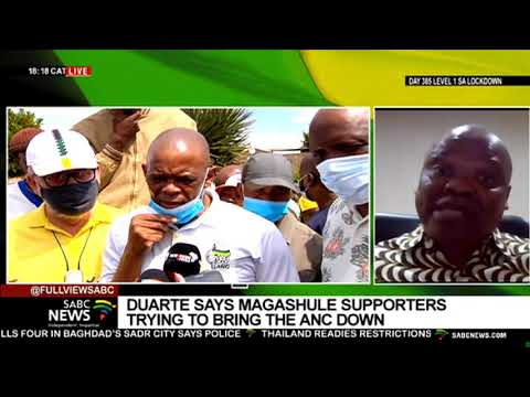 Analysis of developments within the ANC: Prof. Lesiba Teffo
