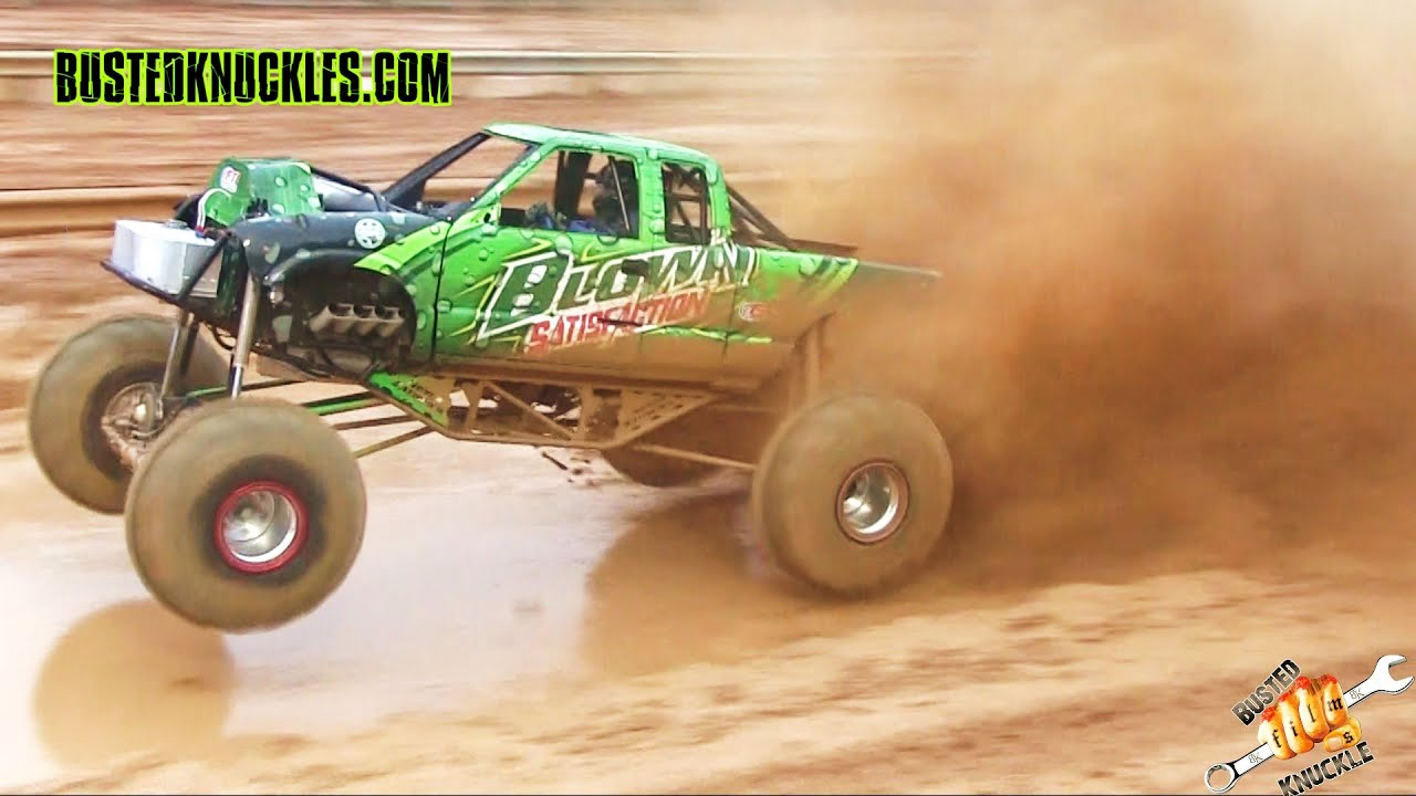 WORLDS FASTEST HILL AND HOLE MUD TRUCKS
