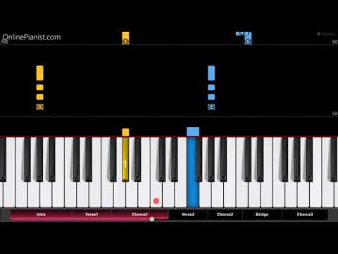 The Jackson 5 - I Want You Back - EASY Piano Tutorial - How to play I Want You Back