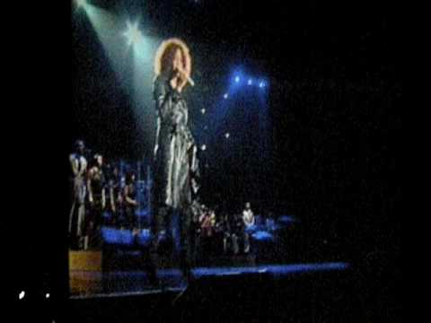 Whitney Houston - Missing You - 2nd day Seoul Korea