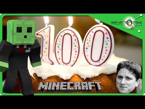 SPECIALE 100! Minecraft Project Ozone 2 E100