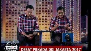 Video Debat Pilkada DKI Jakarta 2017 Segmen 01 - Special Report 13/01 download MP3, 3GP, MP4, WEBM, AVI, FLV Oktober 2017