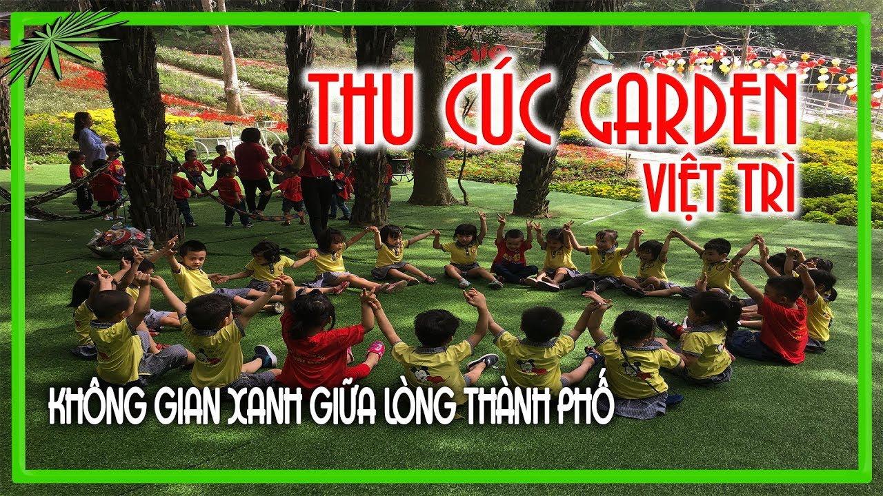 THU CÚC GARDEN Việt Trì – Không Gian Xanh Giữa Lòng Thành Phố | Lang Thang Việt Trì