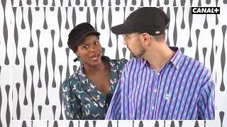 Hakim Jemili & Fadily Camara (HF) : Stop la viande  - Clique - CANAL+