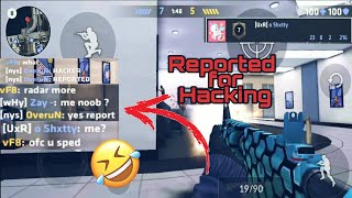 Critical Ops Rank Highlight They Reported me & Got Called Hacker