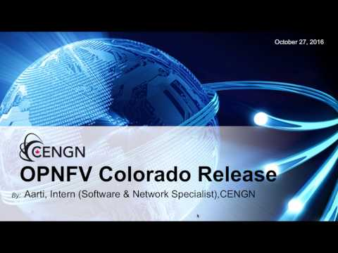 OPNFV Colorado Release Overview