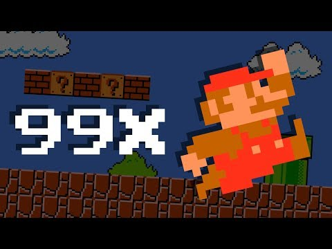 Super Mario battle royale should not be this addictive