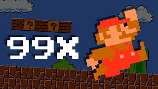 I made Super Mario Bros into a Battle Royale