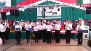 Gruß an Kiel  - Zugabe auf dem Schützenfest Trittau 2015