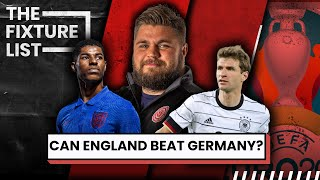 England Are Going Out! England Vs Germany Preview   The Fixture List