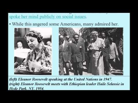 FDR & The Black Cabinet Video - YouTube