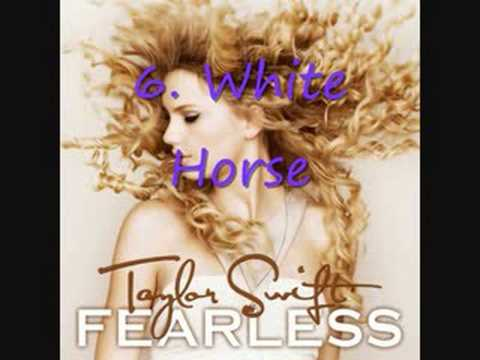 Taylor Swift Fearless ALBUM PREVIEW+FULL TRACK LISTING HQ