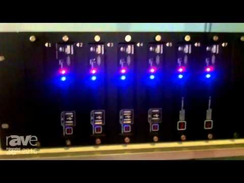 ISE 2015: Avenview Displays HDM-C6VWIP-SET Encoder and Decoder