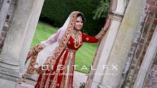 Muslim Wedding Highlights l Newland Manor l Shanaz