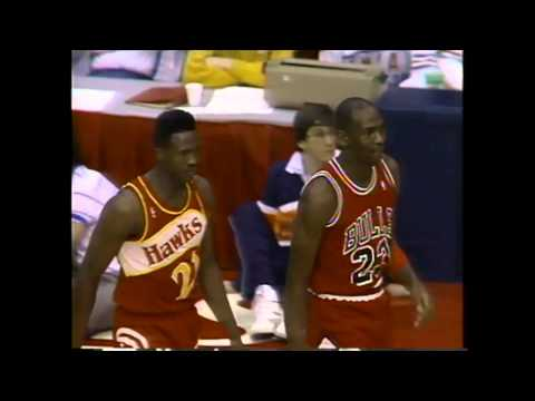 NBA 1988 Slam Dunk Contest