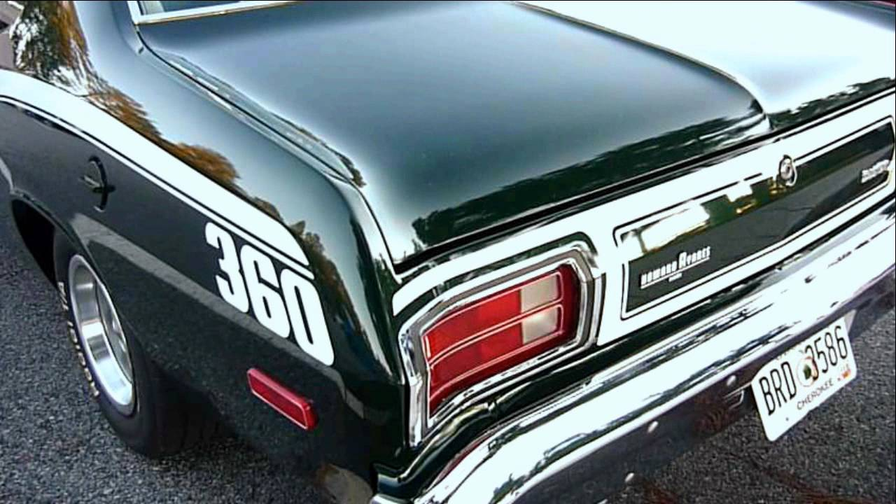 1974 Plymouth Duster - YouTube