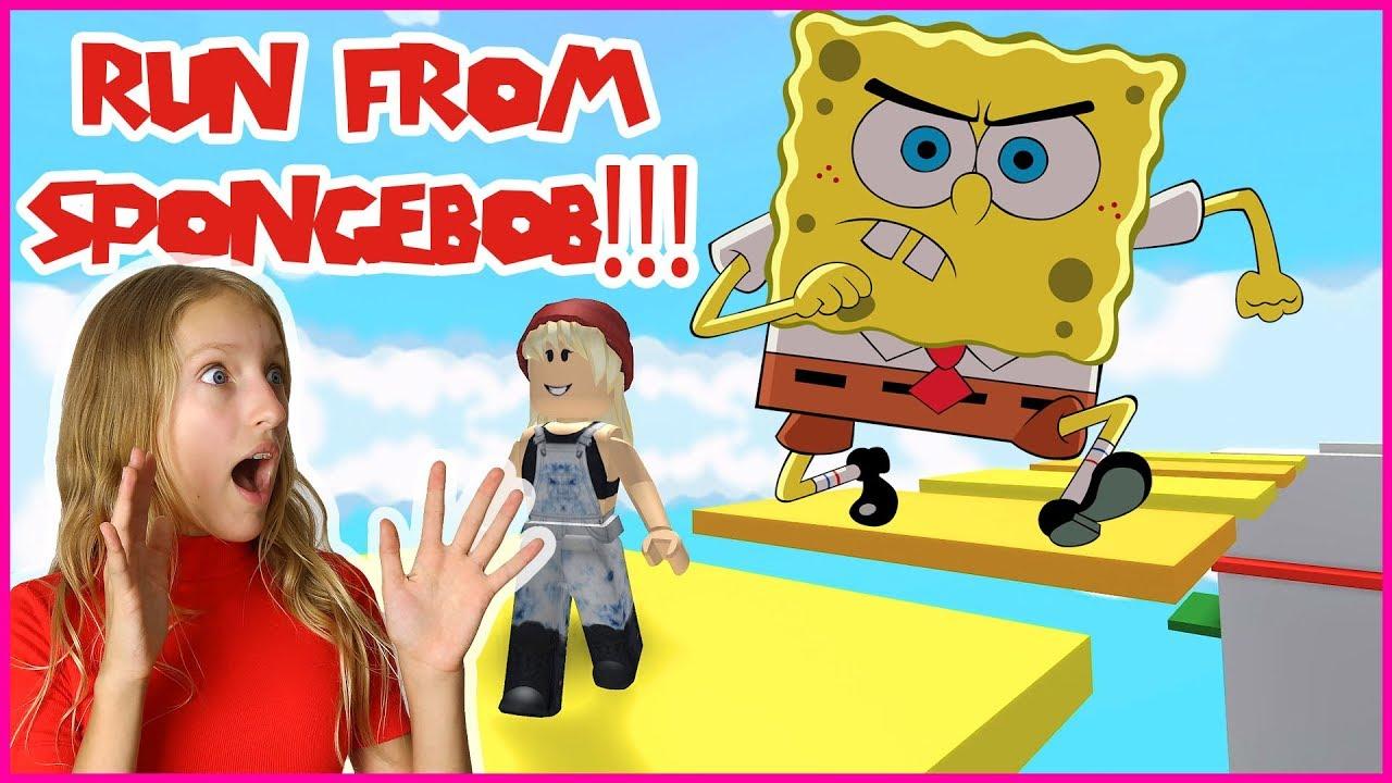 Karina Gamer Girl Roblox Youtube Spongebob Is Taking Over The World Youtube
