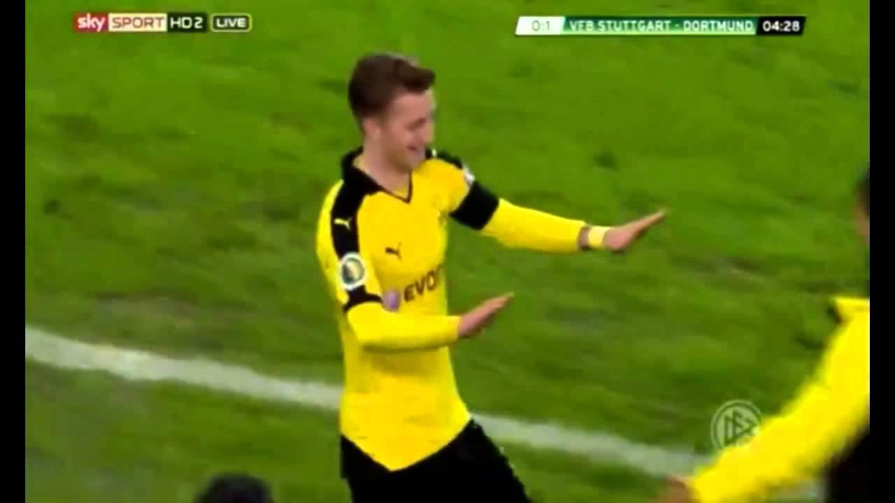 Stuttgart Vs Dortmund