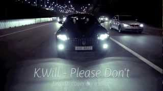 Download K. Will - Please Don't... (English Version) MP3 song and Music Video