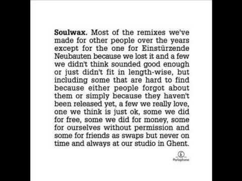 DJ Shadow  Six Days Soulwax Remix