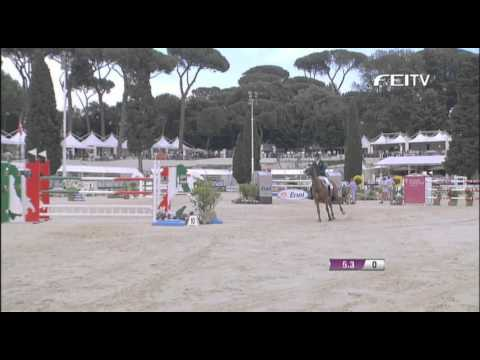 FEI Nations Cup 2011 - Rome News