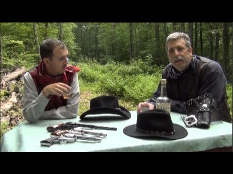 Cowboy Action Shooting - Ruger, Beretta, and Cimarron