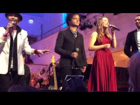 5/06/15 - BBC Friday Night Is Music Night - City Halls Glasgow - Lulu, Deacon Blue and Jamie Cullum