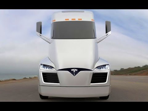 8 Most Amazing future trucks and busses with latest ...