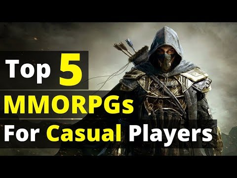 The Best MMORPGs For Casual Players - Top 5 MMOs