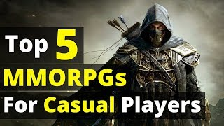 The Best Mmorpgs For Casual Players   Top 5 Mmos