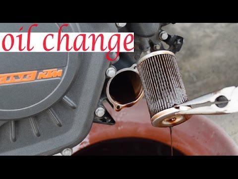 Ktm duke 200 oil change - YouTube 031c1db5d