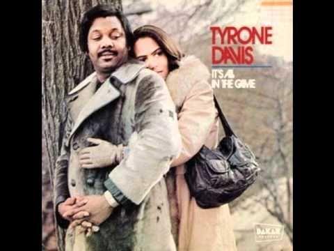 Download Tyrone Davis - Where lovers meet