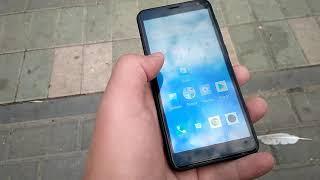 главный недостаток смартфона VENSO CX-508