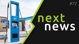 nextnews #72 - ARAL wird elektrisch, Tesla auf dem Nürburgring, VW E-Drillinge