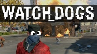 Watch Dogs Multiplayer Funny Moments! (under The Map Glitch, Car Surfing, And More)