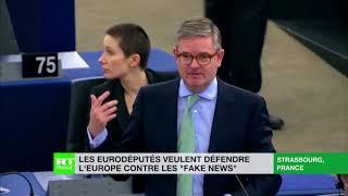 Alerte info à l'UE