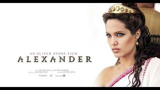 Alexander   Trailer / Angelina jolie