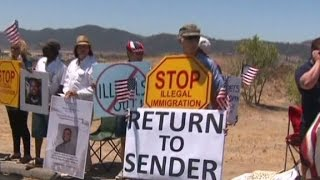 Divide deepens on immigration crisis