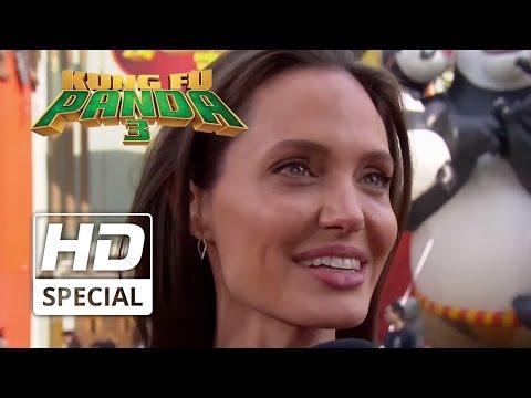 Kung Fu Panda 3 | 'LA Premiere Highlights' | Official HD Footage 2016