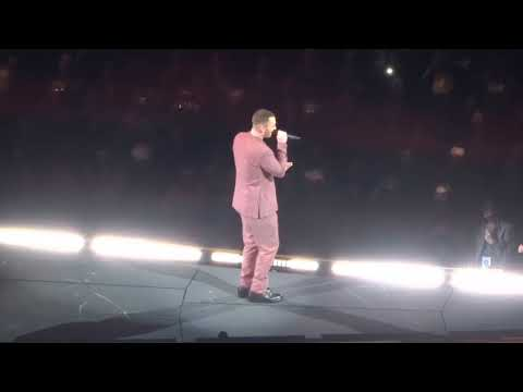 Sam Smith I'm Not The Only One Live O2 London 6th April 2018