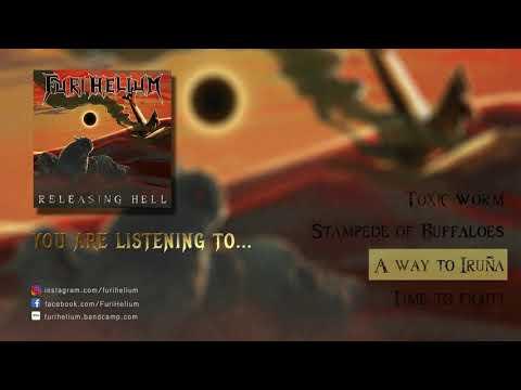 Furi Helium - Releasing Hell (EP, 2018)