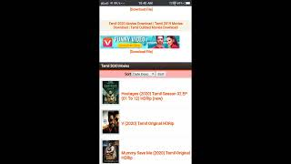 madrasrockers |only Tamil movies, TV shows, wep series,.... all for free download and watching,,