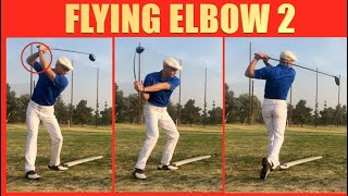 GOLF FLYING ELBOW 2 / Видео
